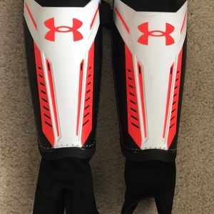 Under Armour Adult Challenge Shin Guards